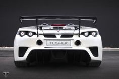 Super masina slovena Tushek Renovatio T500 | NewParts Blog