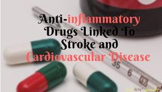 NSAID's linked to stroke and cardiovascular disease