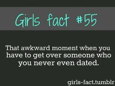 Girls Fact#55