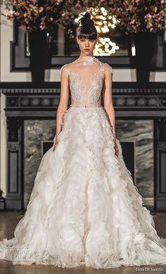 "73b0253e6622 Ines Di Santo Spring 2019 Wedding Dresses — ""Modern Romance"" Bridal  Collection"