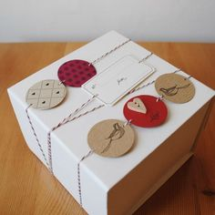 envoltorios originales para regalos navidad - Buscar con Google