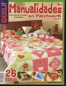 REVISTA Quili Manualidades en Patchwork Nº1 - Isabel Perez Valiente - Álbumes web de Picasa
