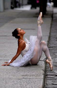 Misty Copeland, American Ballet Dancer.
