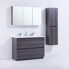 Golden Elite BR46GO Brunswick 46-in Bathroom Vanity Set | Lowe's Canada