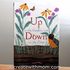 Books For Children: Gardening #UPandDown in the #dirt