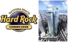 Coming soon Hard Rock Hotel Daytona Beach