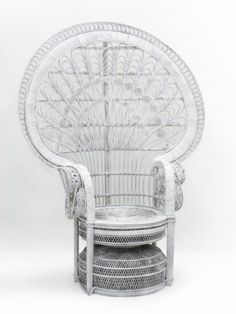 Reserved for Christie Davis | Vintage Fans, Wicker Chairs and ...