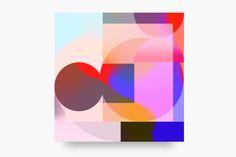 Pattern Soup App wallpapers for Ultra Lab by Alain & Laurent Vonck of L'Atelier Irradié — #UI #WebDesign