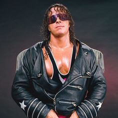 """bret hartBRET """"THE HITMAN"""" HART   Bret """"Hitman"""" Hart hails from the first family of pro wrestling and is widely considered by his peers to be the most technically proficient pro wrestler of his era. In the fall of 2004, he was voted one of the top 50 Canadians of all time on CBC's Greatest Canadian."""
