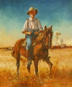 The Old Stockman