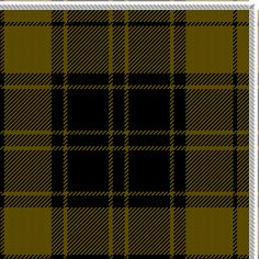 draft image: MacLachlan VS (Y12, BK4, Y48, BK12, Y4, BK42, Y4, BK12), Scottish and Other Tartans Collection, 4S, 4T
