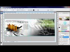 How to create an Architecture Portfolio Photoshop Architectural Tutorials | ARCH-student.com