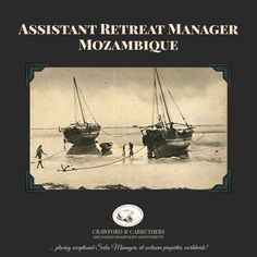 New Job Opening: Assistant Retreat Manager in Mozambique Boutique Hotels, Apply Online, Job Opening, Island Resort, New Job, Lodges, Safari, Management, How To Apply