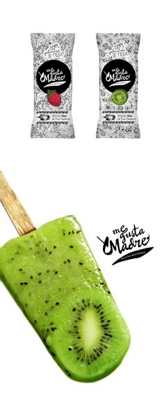 ice-cream, popsicle packaging inspiration