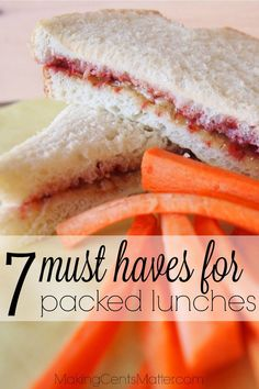 Must Haves For Packed Lunches Making Cents Matter - Must Haves For Packed Lunches Lunch Pail I Prefer To Send My Kids In With An Insulated Lunch Pail Over A Brown Bag While Brown Bags Are Probably The Cheaper Option They Dont Hold Up Since Packing School Lunches, Packing Lunch, Work Lunches, Healthy Lunches, Hot Dog Buns, 6 Years, Meal Planning, Favorite Recipes, Snacks