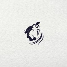 Jesus lion SVG - Jesus SVG lion Svg Judah Church Christ Jesus Clipart Jesus Files for Cricut Lion Cut Files For Silhouette Vector shirt svg God Tattoos, Jesus Tattoo, Future Tattoos, Tatoos, Christian Tattoos, Christian Art, Lion Of Judah Jesus, Lion And Lamb, Christian Wallpaper
