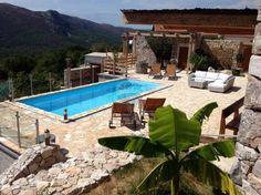 Prekrasna KAMENA VILLA u zaleđu Crikvenice - PRILIKA ! VRHUNSKA NEKRETNINA ! - bazzar.hr Renovated old house in Croatia with pool