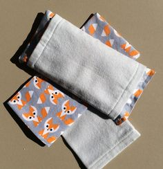 Fathers Day Gift-Foxy eye pillow is entirely organic by PureRest