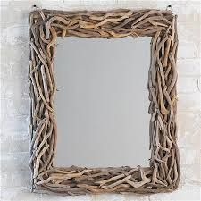 driftwood mirror - Google Search