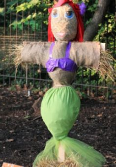 Participants are invited to create a Storybook themed scarecrow in conjunction with the Arboretum's Storytime reading program.