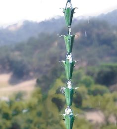 Lily Rain Chain