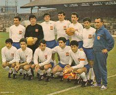 SELECCIÓN DE CHILE DE FÚTBOL, 1966