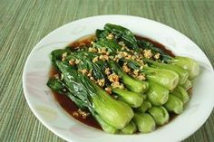 Bok choi stir fry with Oyster sauce and garlic Vegetable Side Dishes, Vegetable Recipes, Vegetarian Recipes, Cooking Recipes, Healthy Recipes, Sauce Recipes, Chinese Vegetables, Mixed Vegetables, Veggies