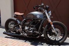 Made-To-Order BMW R100 Hybrid Vintage Bobber Boxer Café Racer | Florida | Burgundee Bikes | Burgundee.com: