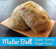 Matzo Balls: 5 Yummy Toddler-Friendly Passover Snacks | Disney Baby