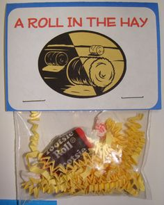 A Roll in the Hay, Hillbilly Novelty Gift by on Etsy… Silly Gifts, Funny Gifts, Cheap Gag Gifts, Diy Gag Gifts, Best Gag Gifts, Best Secret Santa Gifts, Christmas Pranks, Funny Christmas Gifts, Christmas Games