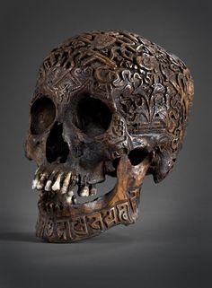 art skull - Buscar con Google