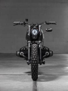 CafeRacerBursa  BMW R100R by Vagabund Moto…