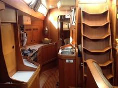 Tax paid Extensively refitted high-spec General Information Manufacturer/Model Baltic Designer Doug Peterson Year 1987 Category Sail New or Used Used Sale. Bunk Beds, Cabin, Furniture, Design, Home Decor, Homemade Home Decor, Loft Beds, Trundle Bunk Beds, Cabins