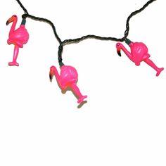 Flamingo Light Set $8.50
