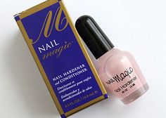 Nail Magic Nail Hardener and Conditioner I just wanted to quickly share with you a product that Ive been using constantly for the past several weeks and have seen great results with!