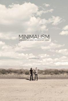 Minimalism Documentary in Theaters Tomorrow