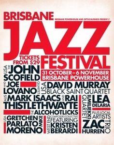 brisbane jazz festival