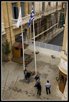 Ledra street blockade Akrotiri And Dhekelia, Cyprus Island, Cyprus Greece, Nicosia Cyprus, Island Nations, Mediterranean Sea, Continents, Stamps, Europe
