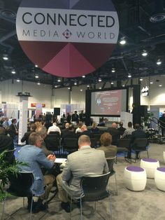 Connected Media World #NABShow #LasVegas