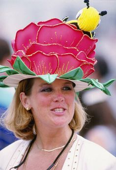 Hats and Horses: The best styles from the Kentucky Derby   FOX Sports on MSN