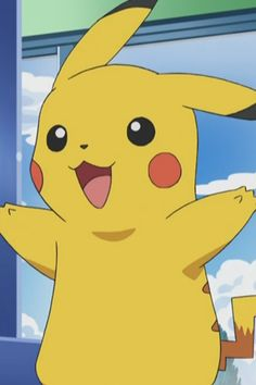 Pikachu wants a hug!