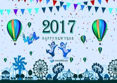 Happy New Year 2017 Pictures, New Year 2017 Images, Resin Spray, Funny Photos