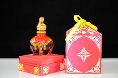 167: Kismet miniature perfume bottle in original box : Lot 167