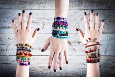 Cuff Bracelets, Jewelry, Fashion, Pearl, Jewellery Making, Moda, Jewels, Fashion Styles, Jewlery