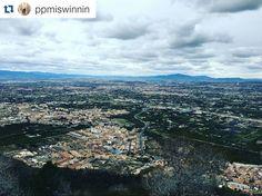 Gran foto de #Murcia al fondo!  #Repost @ppmiswinnin  #view #CyAMarkeTeam #mountains @ismael_wis