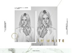 Stories Collective - Movement / In White