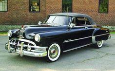 1950 Pontiac Chieftain Convertible