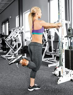 Strengthen Your Hips and Glutes With Cables