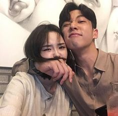 Find images and videos about love, cute and boy on We Heart It - the app to get lost in what you love. Mode Ulzzang, Korean Ulzzang, Ulzzang Girl, Sweet Couple, Love Couple, Cute Korean, Korean Girl, Couple Goals Tumblr, Couple Goals Cuddling