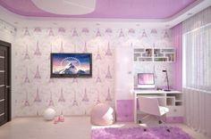 Crisp and Colorful Kids Room Designs